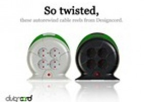 Designcord reels cables in so you don't have to