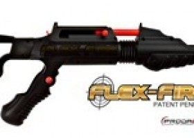 Flex-Fire Gun for PS3 is the Gun You're Looking For!
