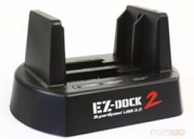 Kingwin EZ-Dock2 USB 3.0 @ PureOverclock