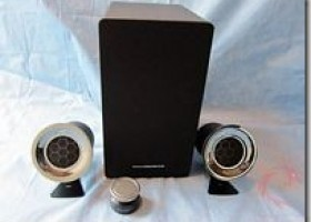 Antec Sound Science rockus 3D Speaker System Review @ DragonSteelMods