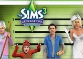 The Sims 3 Generations Expansion Pack Available on Stores Shelves Next Week