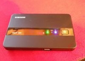 Verizon Wireless Samsung 4G LTE Mobile Hotspot SCH–LC11 Review @ DragonSteelMods