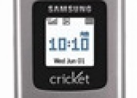 Samsung Mobile and Cricket launch The Samsung Chrono