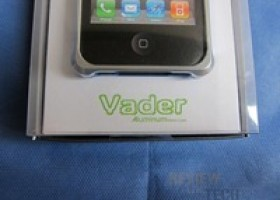Hornettek Vader Aluminum iPhone 4 Case Review