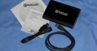 Patriot Gauntlet USB 3.0 Hard Drive Enclosure Review