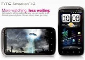 T-Mobile Announces HTC Sensation 4g