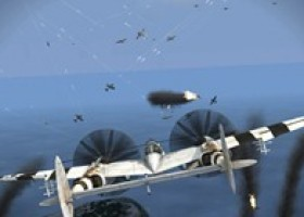 Mad Catz Shows First In-Game Footage of War Wings: Hell Catz at E3