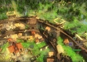 Screenshots: Introducing Dawn of Fantasy's Epic MMORTS Mode