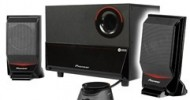 Pioneer Brings Big Sound to the Desktop with Line of Multi-Media Computer Speaker Systems