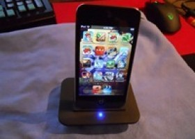 Mobility Digest Review: Universal Cradle for iPhone / iPod with USB Hub
