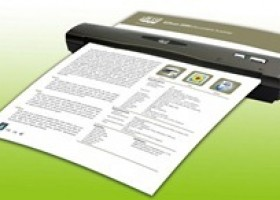 Adesso Launches EZScan 2000 Mobile Document Scanner