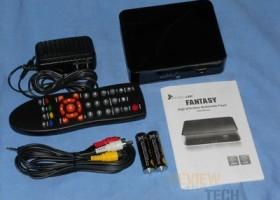 Hornettek Fantasy Media Player mp1055