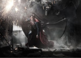 """Man of Steel"" Revealed"