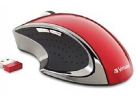 Sleek Wireless Ergo Mouse from Verbatim Now Shipping