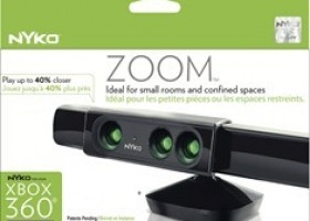 Nyko Zoom for Kinect Hits Store Shelves Today!