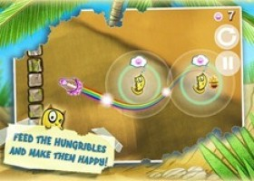 Free iOS Game: Hungribles