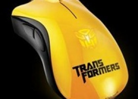 Razer and Hasbro Launch Transformers 3 Gaming Peripherals With Movie DVD/Blu-ray Release