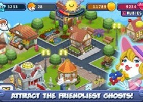 Free Game for iOS Users from Glu: Boo Town