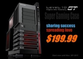 Thermaltake Level 10 GT Only $199.99