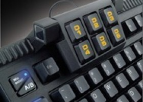 New Levetron Mech4 Mechanical Gaming Keyboard Coming from AZiO