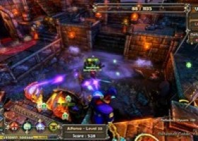 Pre-Order Dungeon Defenders on Steam Today to Get Exclusive Valve Bonuses!
