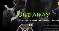 Giveaway: WinX HD Video Converter Deluxe