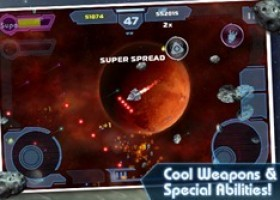Atari's Asteroids: Gunner+ Full Unlocked Version on the App Store