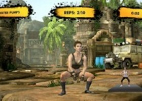 Jillian Michaels Fitness Adventure Available Now on Kinect
