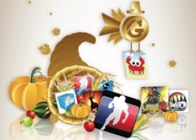 Hot Holiday Deal for Thanksgiving: GetJar Gives Away $200 Worth of Free Apps and Games
