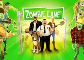 Free iOS Game: Zombie Lane