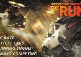Need for Speed The Run Races onto Retail Shelves