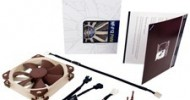 Noctua introduces NF-F12 Focused Flow fan