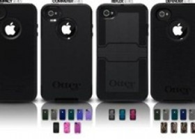Get an Otterbox for your iPhone 4S