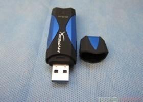 Kingston DataTraveler HyperX 3.0 64GB USB 3.0 Flash Drive @ TestFreaks
