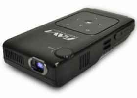 FAVI Entertainment Debuts Ultra-Bright LED Pocket Projector for Gaming, Home Theater and Business Travel