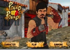 Free iOS Game: Manny Pacquiao: Pound for Pound