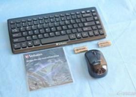 Verbatim's Mini Wireless SlimBoard @ TestFreaks