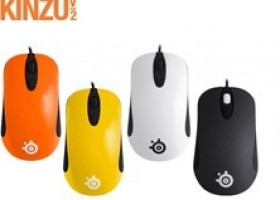 SteelSeries Introduces New Gaming Mice – Kana, Kinzu v2 Pro Edition and Kinzu v2