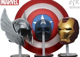 eFX Inc. Enters the Marvel Universe With a New Line of Prop Replicas to Be Introduced This Spring