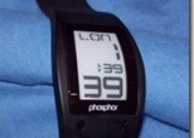 Mobility Digest Review: Phosphor World Time Sport Black E-Ink Watch