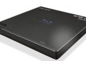 Pioneer Offers Smallest and Lightest Portable BDXL BD/DVD/CD Burner