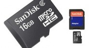 SanDisk 16GB Micro SDHC Card $9.98 Shipped Today Only