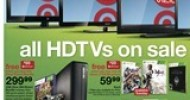 Score Big with Savings on HDTVs at Target