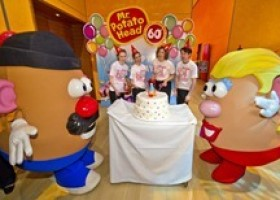 MR. POTATO HEAD Character Celebrates 60th Birthday