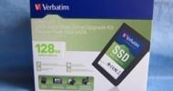 """Verbatim SATA II 2.5"""" 128gb SSD Upgrade Kit  @ TestFreaks"""