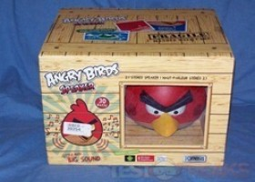 Gear4 Angry Birds Speaker – Red Bird @ TestFreaks