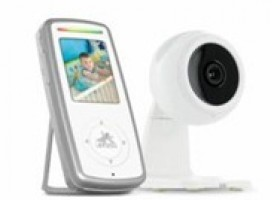 LEVANA Unveils Technology-Rich Digital Video Baby Monitor