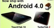 Idolian TouchTab 10 Gets Android 4.0 Upgrade