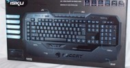 ROCCAT Isku Illuminated Gaming Keyboard @ TestFreaks