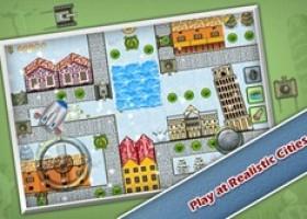 New Tank War Game Brings World Wonders to iPhone